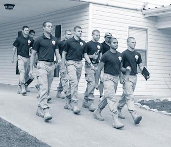 boys military school